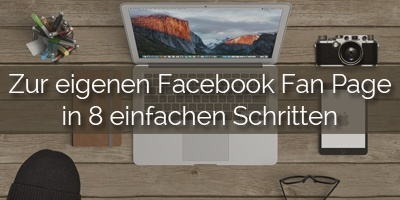 Facebook-Fan-Page-Anleitung